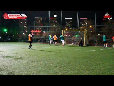 Anadolu Gençlik 1071 - Şentepe United  Anadolu Gençlik 1071 3-2 Şentepe United Maçın Özeti