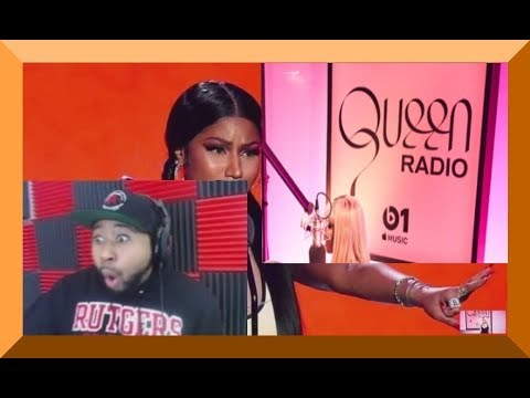 "Dj akademiks Reacts to Nicki Minaj ""Queen Radio"""