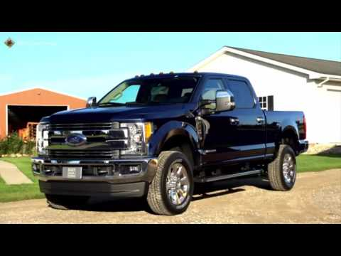 2017 Ford F 250 Interior and Exterior
