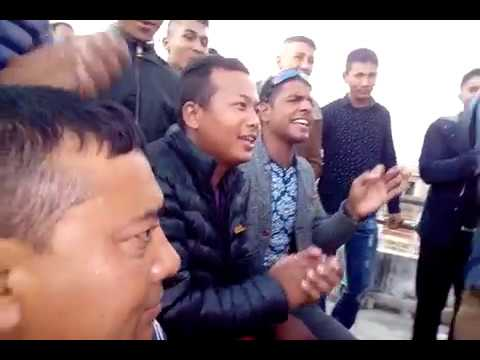 (khotang jilla diktel bazar happy barthy enjoy & masti||om cinema art - Duration: 3:23.)