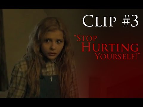 Carrie Clip 'Stop Hurting Yourself'