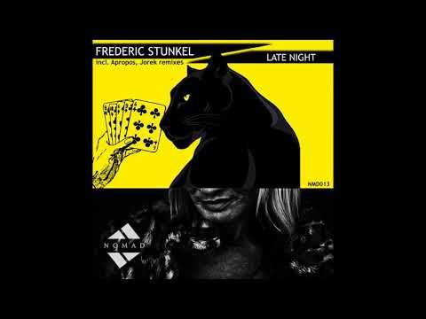 Frederic Stunkel - Late night (Jorek Remix)
