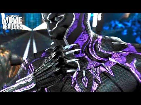 BLACK PANTHER | Hyperloop Fight Clip + Bonus Featurette for Marvel Superhero Movie