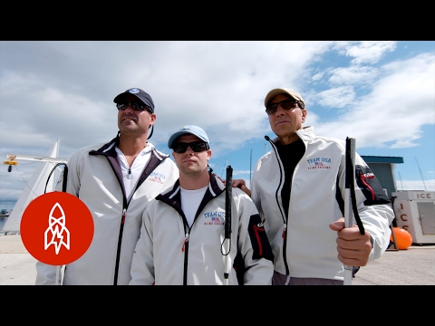 These Outstanding Blind Sailors Can Tackle Any Challenge