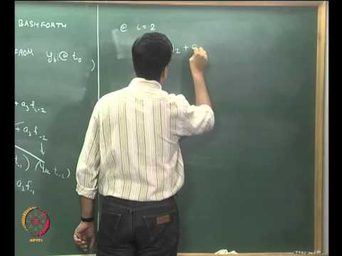 Mod-07 Lec-33 Gewöhnliche Differentialgleichungen (Anfangswertprobleme) Teil 9