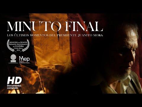 Minuto Final: Los últimos momentos del presidente Juanito Mora