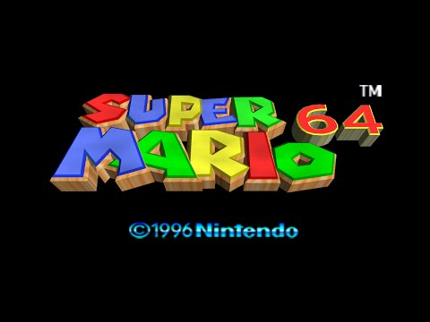 Nintendo 64 Longplay [001] Super Mario 64 (Part 1 of 2)
