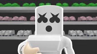 Video ROBLOX MUSIC VIDEO - Summer (Marshmello) MP3, 3GP, MP4, WEBM, AVI, FLV Januari 2019