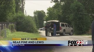 Tulsa bomb squad clears northern neighborhood after bomb scare