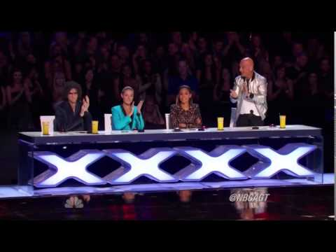 ~ America's - America's Got Talent 2014 - Auditions - Ray Jessel.