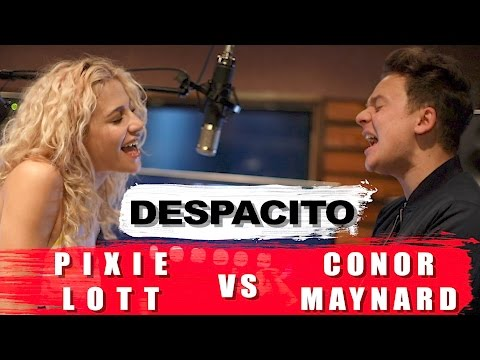 Video Luis Fonsi - Despacito ft. Daddy Yankee & Justin Bieber (SING OFF vs. Pixie Lott) download in MP3, 3GP, MP4, WEBM, AVI, FLV January 2017