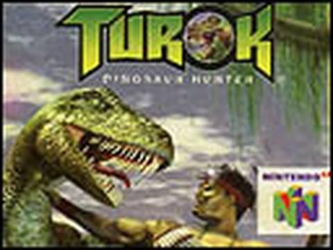 turok - dinosaur hunter nintendo 64 rom