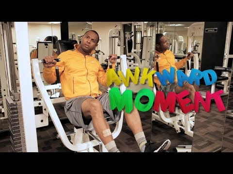 Awkward Moment - #GymFlow (Comedy Sketch)