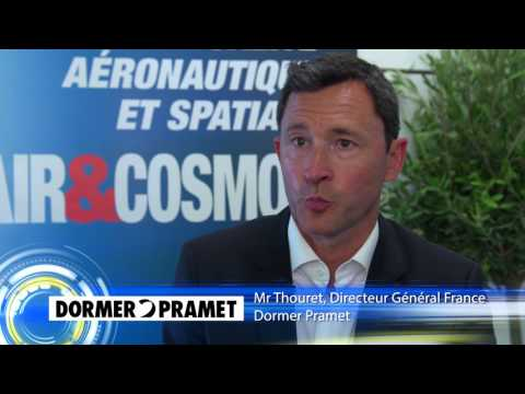 DORMER PRAMET, un partenaire technique de haut niveau © Benoit Gilson