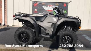 4. 2019 Honda FourTrax Foreman Rubicon 4x4 Automatic DCT EPS Deluxe