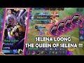 Download Video Cuma Loong yang Pick Selena Se GG ini !!! Selena Best Gameplay & Build