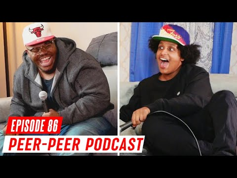 First Time Getting Drunk | Peer-Peer Podcast Episode 86