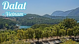 Dalat Vietnam  city images : Dalat Vietnam HD Tourist Attractions & Tour