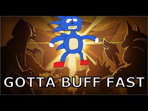Liên Minh Huyền Thoại: Sonic xuất hiện trong chế độ Thăng Hoa :v