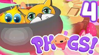 PHOGS! - ICE-CREAM CHATTER!!! : Stampy & Sqaishey ~ 4