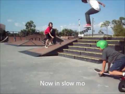 Eagle Skate Park Montage 2011
