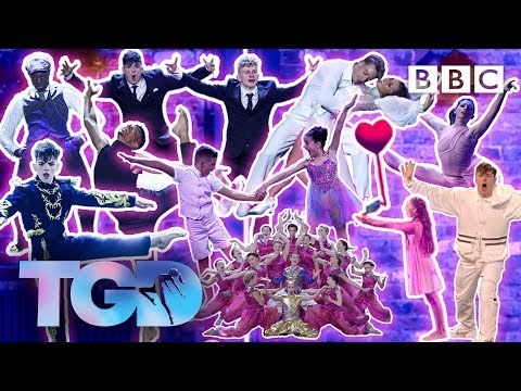 The Final 10 TOP acts! 👏 🏆 - The Greatest Dancer - BBC