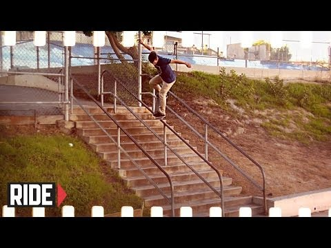Ryan Lovell - Film Reel on RIDE Ep. 3