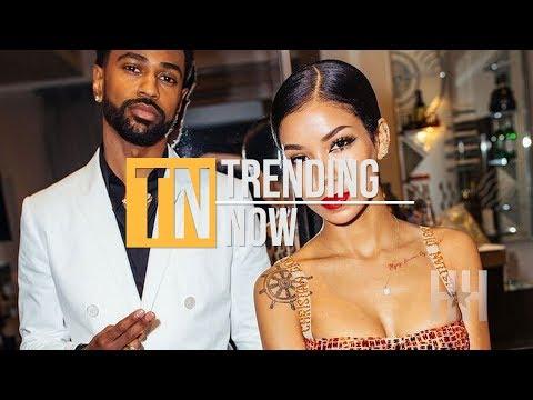 Big Sean And Jhene Aiko Shut Down Cheating Rumors - Trending Now