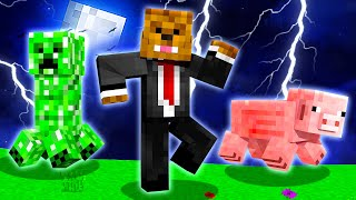 I Trolled My Friends With NUCLEAR Minecraft