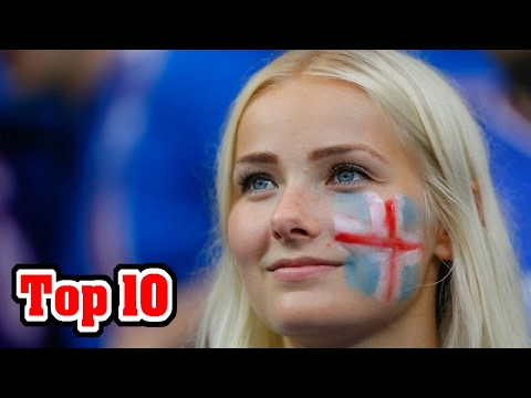 Top 10 AMAZING Facts About ICELAND (видео)