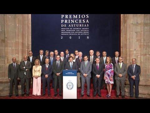 Asturias 2016: Στα παιδικά χωριά SOS το βραβείο για την Ομόνοια