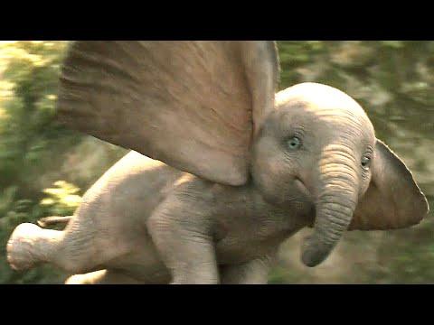 Dumbo 2019 – BEST SCENES Part 3   Disney Animation 2019 [1080p]