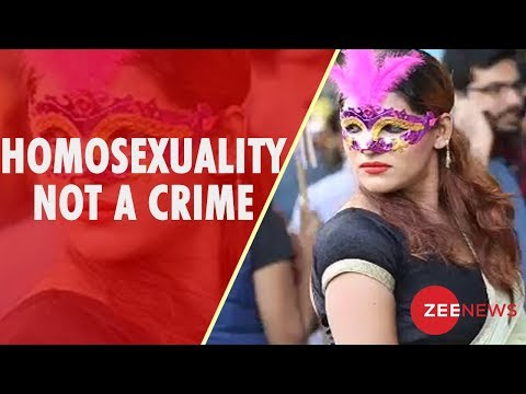 Video Supreme Court ends section 377 in landmark verdict, homosexuality no more a crime in India download in MP3, 3GP, MP4, WEBM, AVI, FLV January 2017