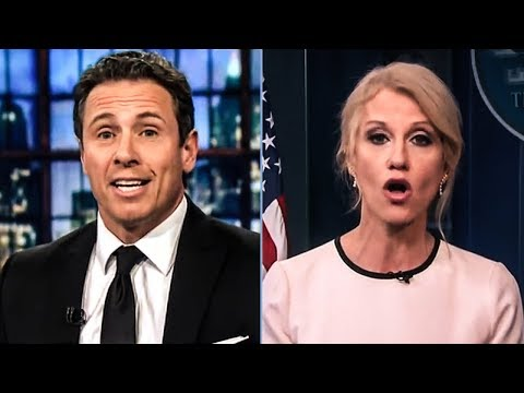 Video Chris Cuomo HUMILIATES Kellyanne Conway After She Says White House Doesn't Talk About Hillary download in MP3, 3GP, MP4, WEBM, AVI, FLV January 2017