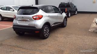 Video RENAULT CAPTUR DYNAMIQUE S NAV TCE SILVER/BLACK 2017 MP3, 3GP, MP4, WEBM, AVI, FLV Oktober 2017