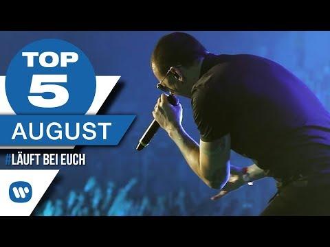 Die Besten Musikvideos im August '17 - #LäuftBeiEuch