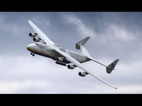 Top 10 largest aircraft ever The...