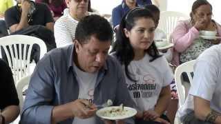 VÍDEO: Projeto Gastronomia no Morro valoriza culinária popular