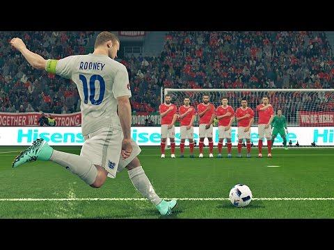PES 2016 - Free Kick Compilation #7 HD 60FPS