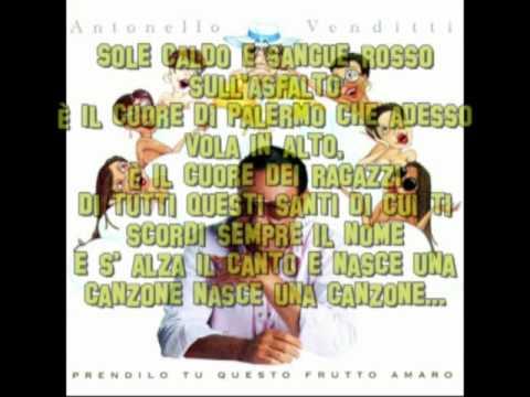 , title : 'Antonello Venditti - Eroi minori con testo'