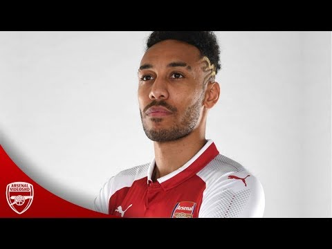 Pierre-Emerick Aubameyang – Welcome to Arsenal