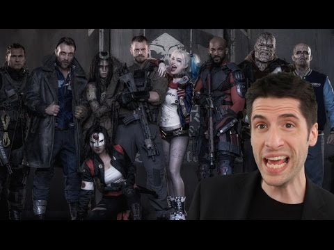 Suicide Squad OFFICIALLY Revealed!