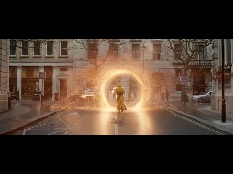Doctor Strange (Featurette 'The Science of')