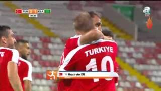 #Deaflympics2017Mililerimiz 86. dakikada Hüseyin Er'in golüyle 2-1 öne geçiyor..