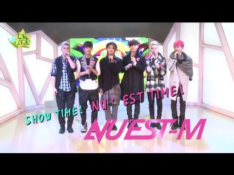 [HD][ENG SUB] 131208 NU'EST-M @ Idol Show (爱逗秀) [Part 1] (видео)