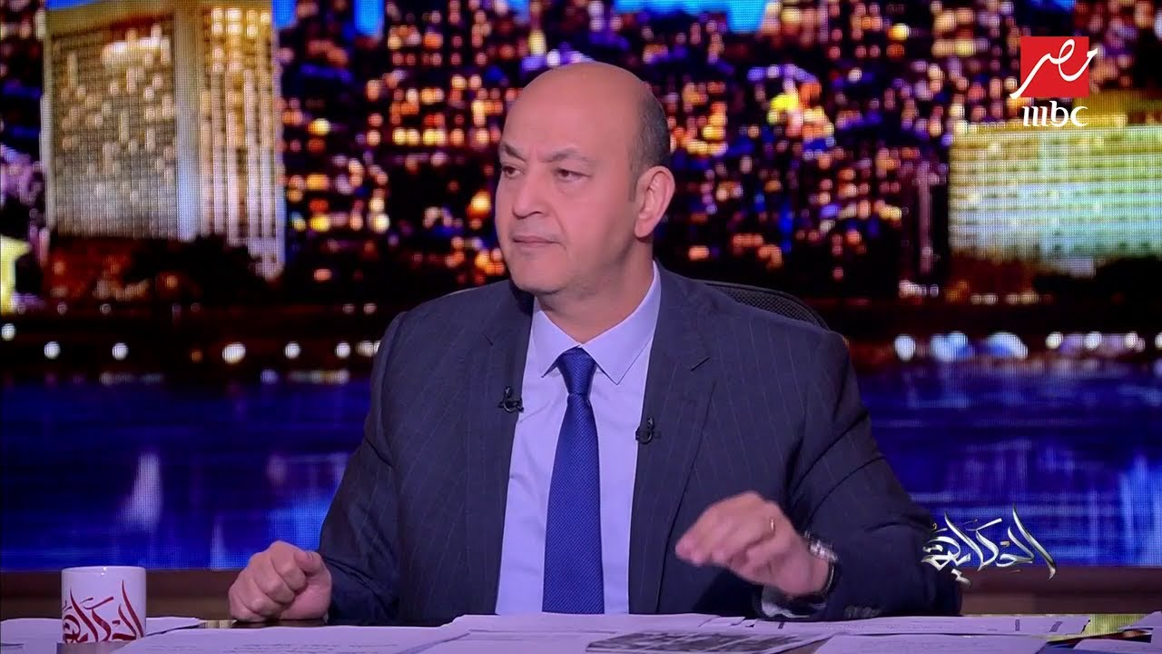 عمرو أديب: الإمارات تتعرض لمؤامرة قطرية