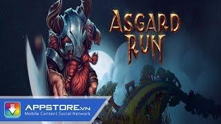 [iOS Game] Asgard Run - Trùm Viking xuất hiện - AppStoreVn, tin công nghệ, công nghệ mới