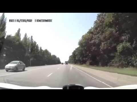 Нарезка шокирующих аварий