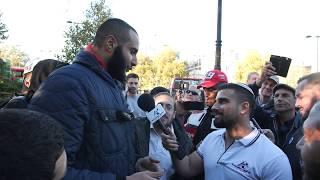 Video Daring Jew Avi Yemeni Confronts 'Giant' Muslim MP3, 3GP, MP4, WEBM, AVI, FLV Desember 2018