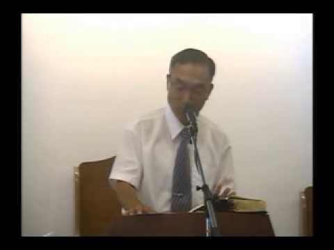 2015年8月22日「今年が最もふさわしい年です。」川越勝牧師